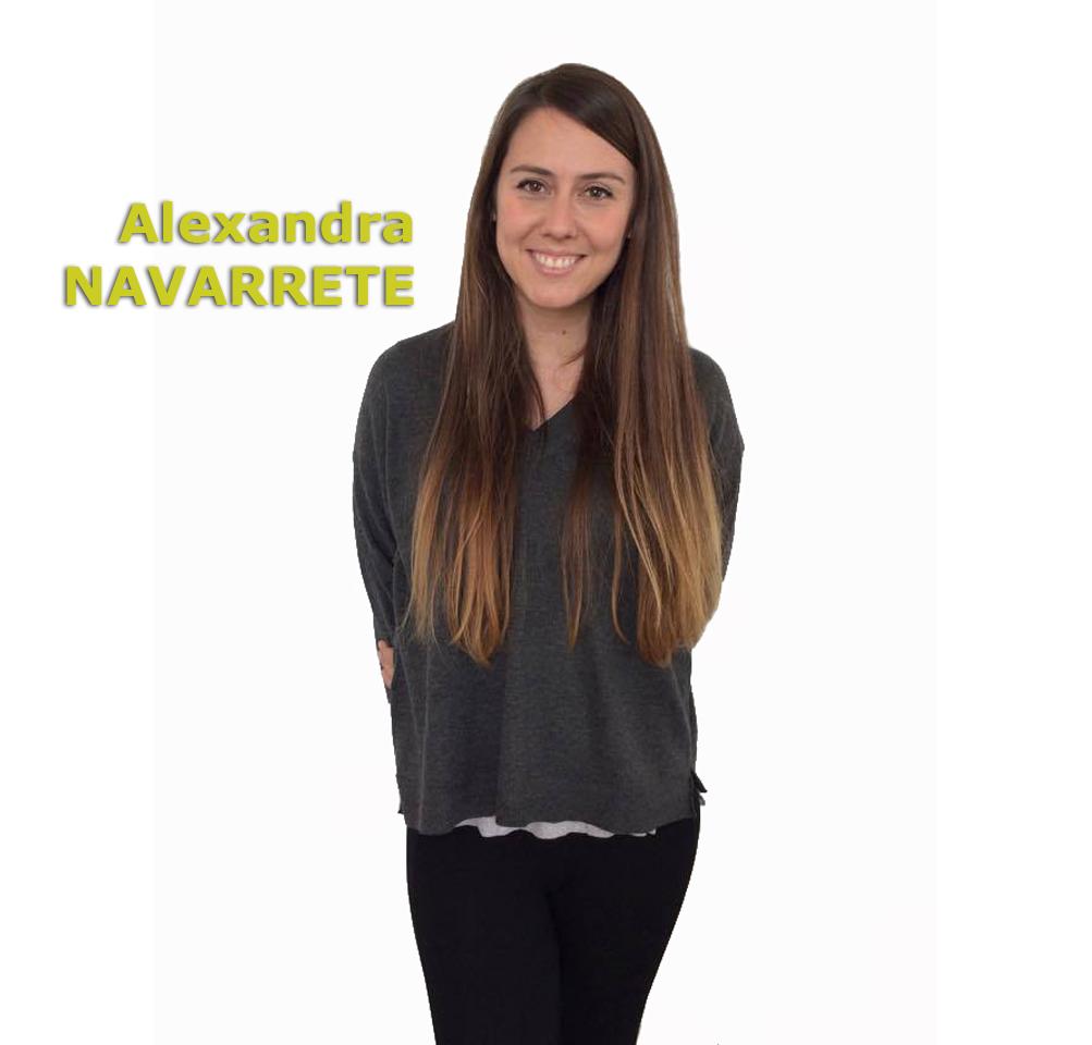 Alexandra Navarrete