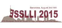 27th European Summer School in Logic, Languahe and Information